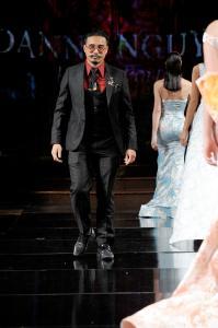 Danny Nguyen at New York Fashion Week NYFW Art Hearts Fashion SS/18 47
