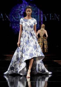 Danny Nguyen at New York Fashion Week NYFW Art Hearts Fashion SS/18 53