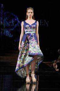 Danny Nguyen at New York Fashion Week NYFW Art Hearts Fashion SS/18 49