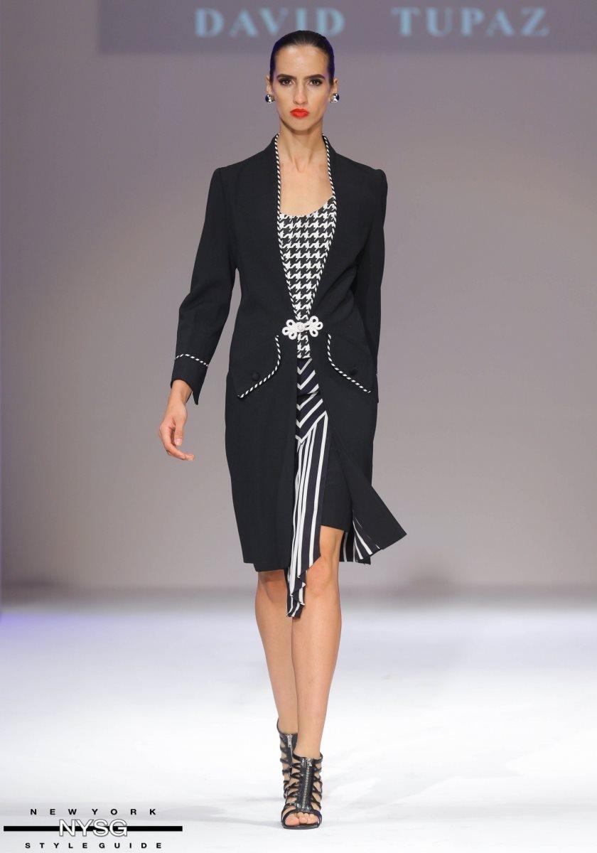 David Tupaz Runway Show At Style Fashion Week