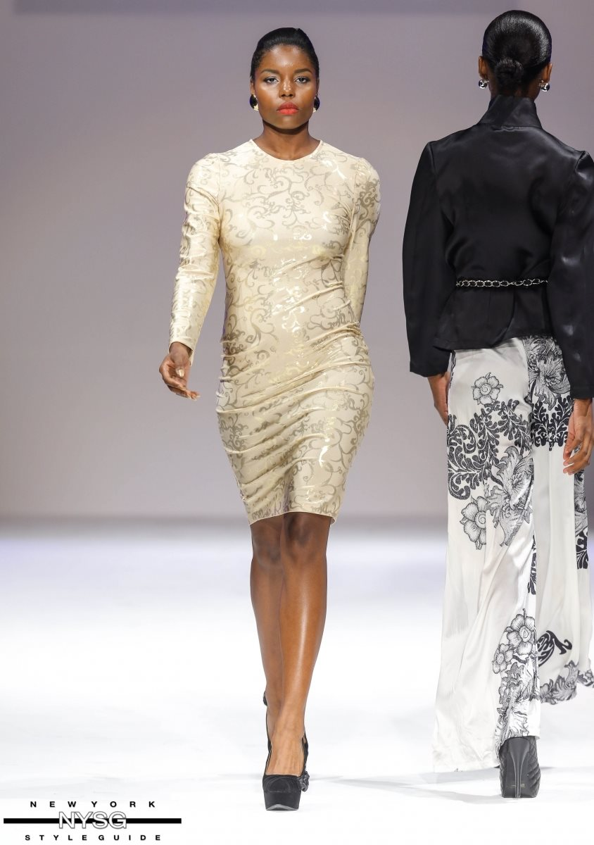 David Tupaz Runway Show At Style Fashion Week