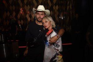Diego Armando & Michelle Tinsley99