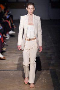 Dion Lee Fall Winter 2019 at New York Fashion Week 1