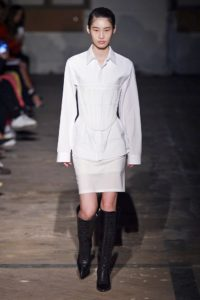Dion Lee Fall Winter 2019 at New York Fashion Week 3