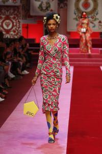 Dolce&Gabbana women's fashion show Spring Summer 2018 runway (27)