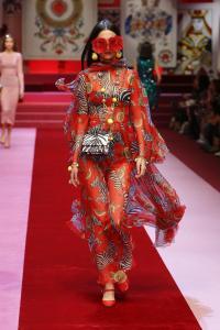 Dolce&Gabbana women's fashion show Spring Summer 2018 runway (29)