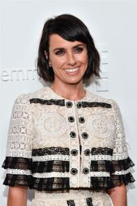 Constance Zimmer at E!, ELLE & IMG NYFW Kickoff PartySponsored by TRESemmé
