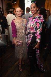 Kate Bosworth, Tracee Ellis Ross at E!, ELLE & IMG NYFW Kickoff PartySponsored by TRESemmé
