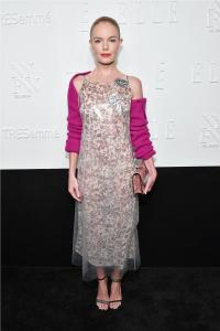 Kate Bosworth at E!, ELLE & IMG NYFW Kickoff PartySponsored by TRESemmé