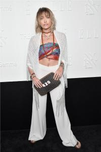 Paris Jackson at E!, ELLE & IMG NYFW Kickoff PartySponsored by TRESemmé