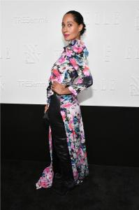 Tracee Ellis Ross at E!, ELLE & IMG NYFW Kickoff PartySponsored by TRESemmé