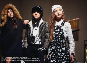 Elevenparis Autumn Winter 2019 Childrenswear