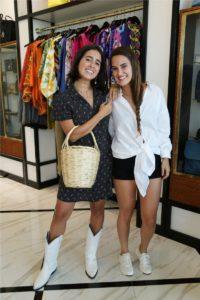 Tanya Salami & Darlene Medine