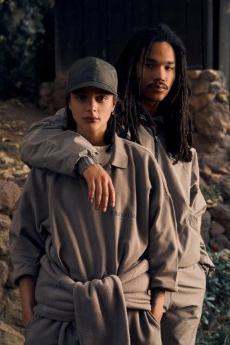 FEAR OF GOD PRESENTS HOLIDAY 2020 ESSENTIALS COLLECTION