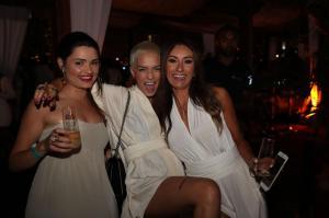 Danubia Constantinou, Lilian Albuquerque & Fabiana Brandao