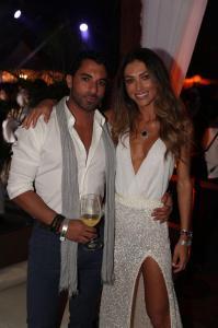 Diana Villas Boas & Anthony Chedid