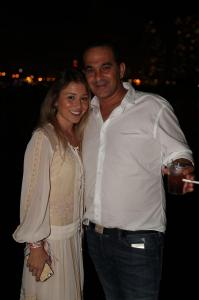 Tarek Kobeissy & Raquel Simoes