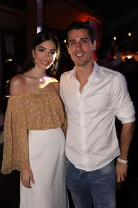 Thiago Alvares & Lara Ceolin
