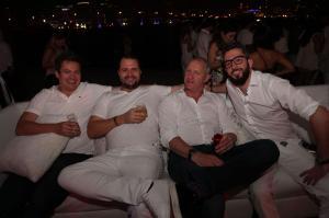 Vasco Costa Marques, James McNicol, Greg Galimberti & James Hutchinson