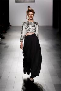 NYFW SS2018 IN REVIEW: FRANCESCA LIBERATORE FINDS FEMININITY WITHOUT BOUNDARIES 7