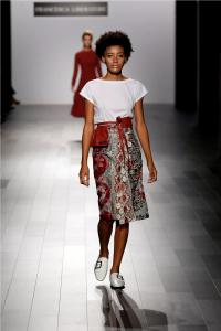 NYFW SS2018 IN REVIEW: FRANCESCA LIBERATORE FINDS FEMININITY WITHOUT BOUNDARIES 9