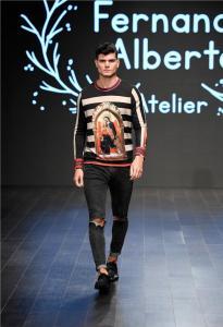 Fernando Alberto at Los Angeles Fashion Week AHF 2018 15
