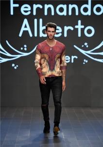 Fernando Alberto at Los Angeles Fashion Week AHF 2018 25