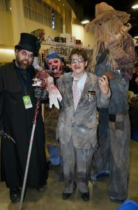 Monsters at Florida Supercon