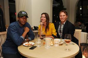 Hassan Pierre, Martina Basabe, & Nick D'Annunzio