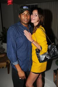 Hassan Pierre & Martina Basabe