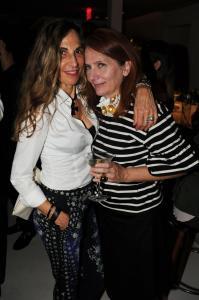 Lynn Larrieu & Rita Motta
