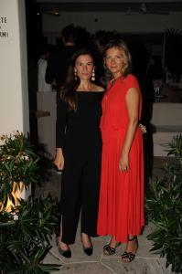 Sarah Harrelson & Tatiana Silva