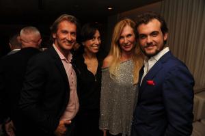 Stefano Buzzanca, Sandra Lee Calo, Monica Privilegio Milano, & Edoardo Conit