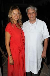 Tatiana Silva & Antonio Mellino