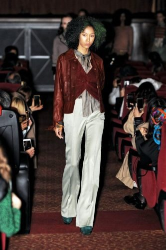 Francesca Liberatore Runway Show AW 20/21 at Milano Fashion week