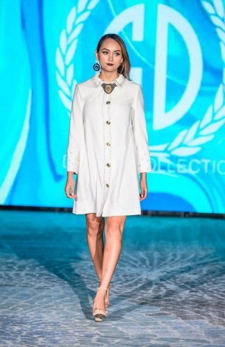 GARYDESTIN Fashion Show at FORT LAUDERDALE FASHION WEEK