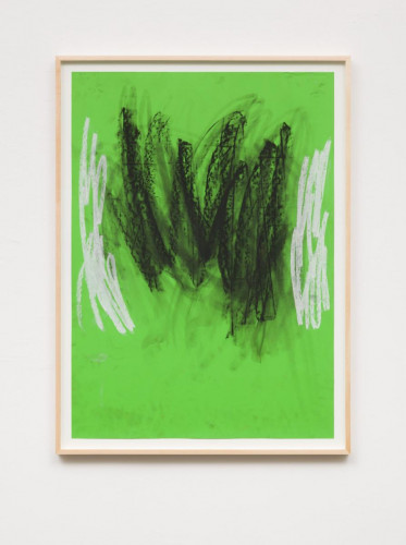 Cameron Platter - Grid green