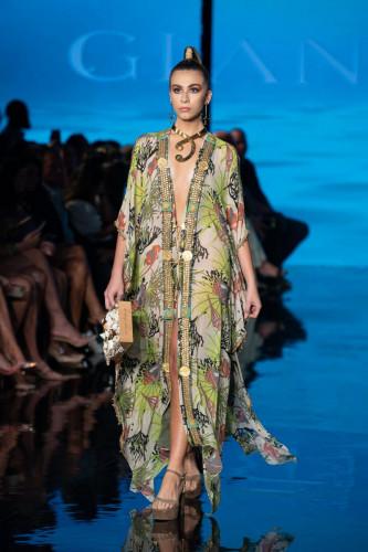 Giannina Azar Swimwear at Miami Swim Week – Powered By Art Hearts Fashion