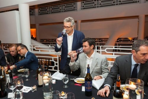 Great Wines of the World USA 2020 Winemakers Dinner