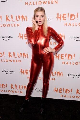 HEIDI KLUM'S 20th ANNUAL HALLOWEEN PARTY Presented by Amazon Prime Video and SVEDKA Vodka
