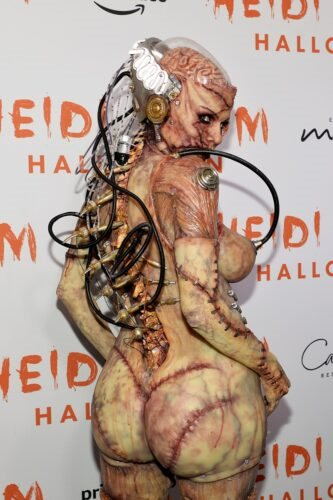 HEIDI KLUM'S 20th ANNUAL HALLOWEEN PARTY Presented by Amazon Prime Video and SVEDKA Vodka