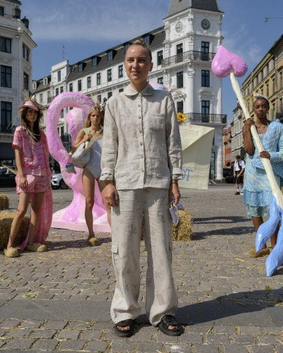 HELMSTEDT Spring Summer Collection at Copenhagen Fashion Week 2021 Photo: James Cochrane