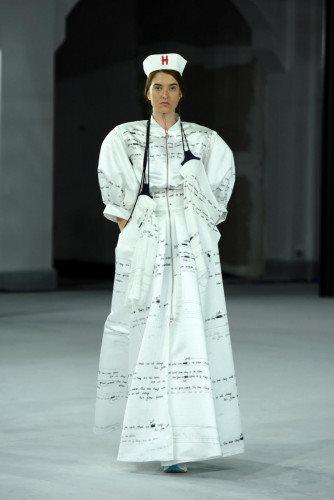 Hakaan Yıldırim Runway Show - Mercedes-Benz Fashion Week Istanbul