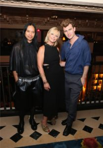 Harper's BAZAAR & The CDG Celebrate Excellence In Television Costume Design With An Intimate Dinner 31