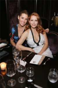 Harper's BAZAAR & The CDG Celebrate Excellence In Television Costume Design With An Intimate Dinner 39