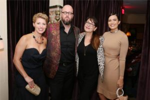 Harper's BAZAAR & The CDG Celebrate Excellence In Television Costume Design With An Intimate Dinner 53