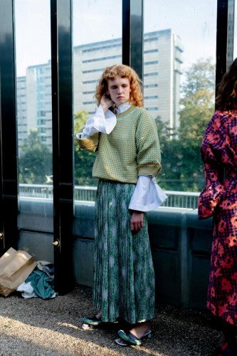 Henrik Vibskov Spring Summer Collection at Copenhagen Fashion Week 2021