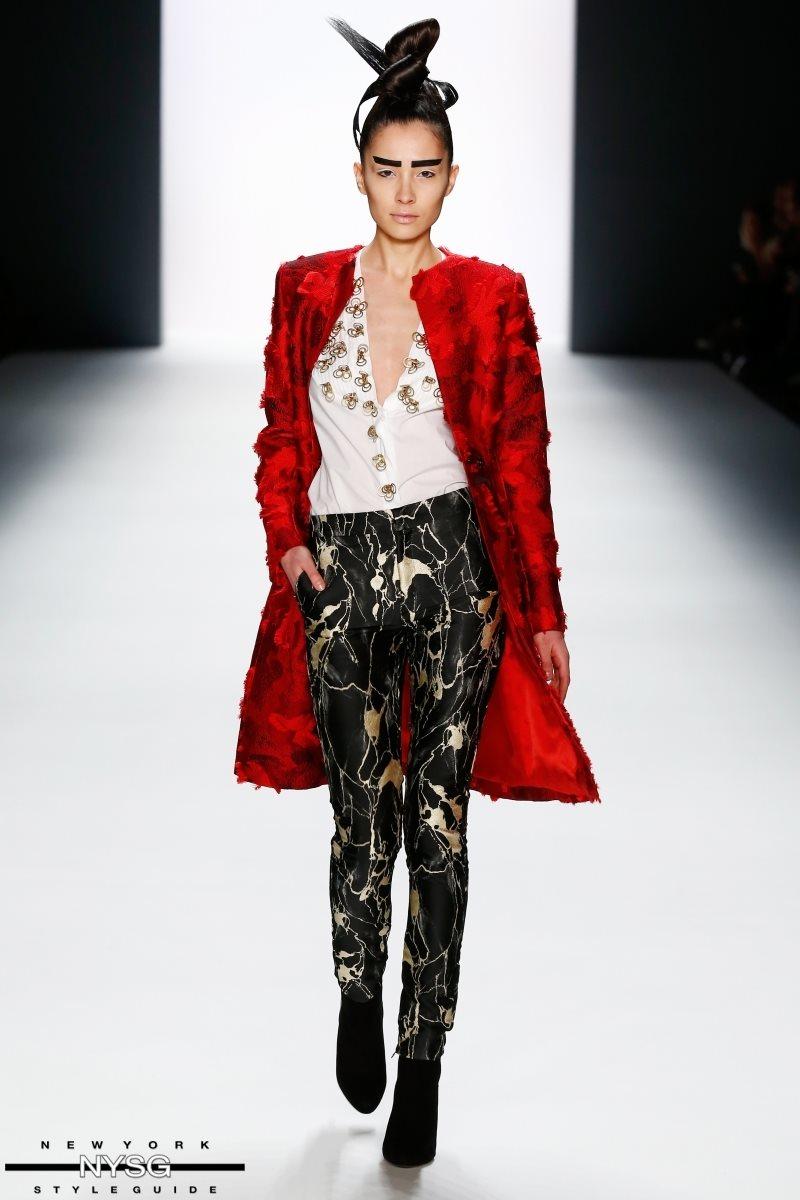 Irene Luft Mercedes Benz Fashion Week Berlin Autumn
