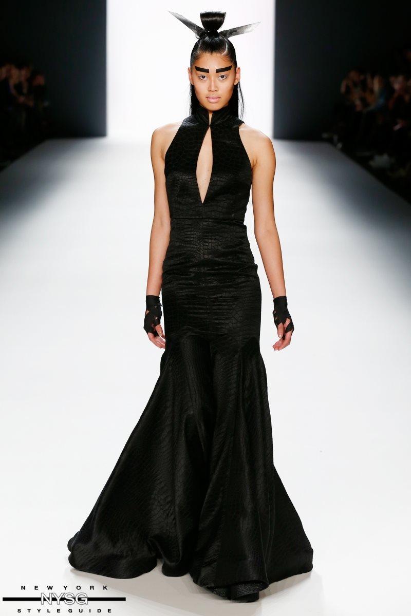 Irene luft mercedes benz fashion week berlin autumn for Mercedes benz clothing