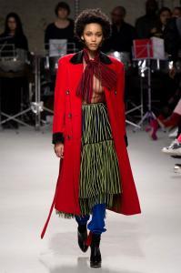 Isa Arfen Fall Winter 2018 Runway Show London Fashion Week 17